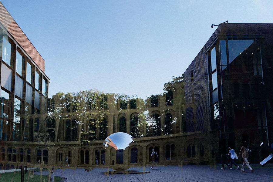 その昔、菊地凛子が出てバベル/東京都美術館 ブリューゲル「バベルの塔」展