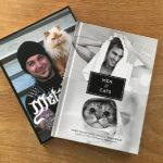 秋思なう若い男と若い猫/海外秀逸猫と男の写真集2冊「METAL CATS」「MEN & CATS」/三軒茶屋の保護猫カフェ Cat's Meow Books(キャッツ ミャウ ブックス)