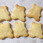 『買うが早い』禁句禁句の菓子作り/クッキー作ったよ