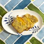 最近のお菓子作りの進捗を/ムラヨシマサユキさんのオレンジとアールグレイのパウンドケーキ