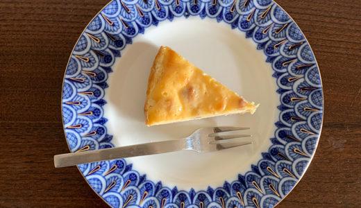 栗原はるみさんのチーズケーキを作った話