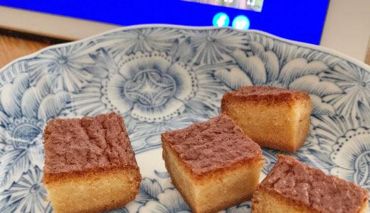 溽暑なう歯がもげるほど硬い菓子/メレンゲを失敗したままカステラを作ってはならない