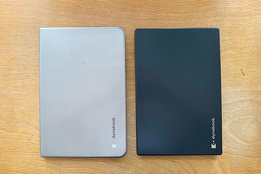 七月にパソコンを買う女あり/軽量ノートパソコンdynabook GZ73/ML を購入しました。