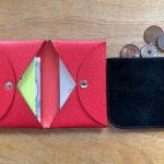 HERMESのカードケース「カルヴィ」をお財布として一年間使ってみた話