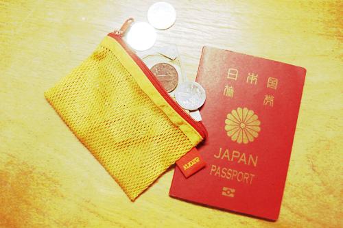 海外旅行時のお財布について