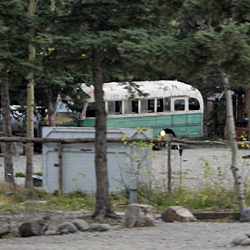 心の目開いてみてね秋デナリ/アラスカ旅行記 旅程編その5-三日目 デナリ国立公園へ