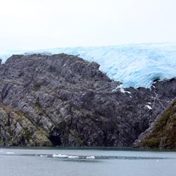 アラスカ旅行記 旅程編その7-五日目 ウィッター氷河ツアー